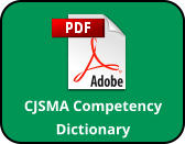 CJSMA Competency Dictionary